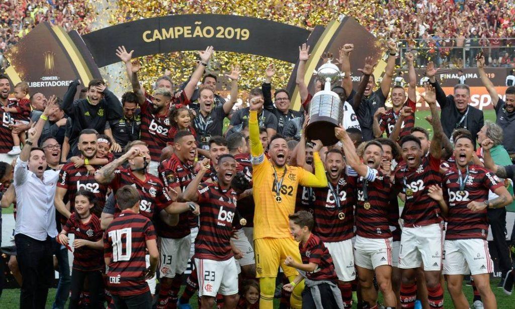 Além da Libertadores